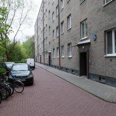 Апартаменты Studio Dymińska парковка