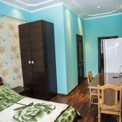 Мини-Отель Центральная Улучшенный номер разные типы кроватей фото 2
