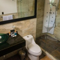 Отель Vizcaya Real Колумбия, Кали - отзывы, цены и фото номеров - забронировать отель Vizcaya Real онлайн ванная фото 2