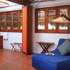 Отель Las Nubes de Holbox 3* Люкс с различными типами кроватей фото 9