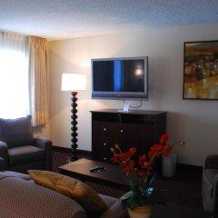 Отель Days Inn Las Vegas at Wild Wild West Gambling Hall 2* Стандартный номер с 2 отдельными кроватями