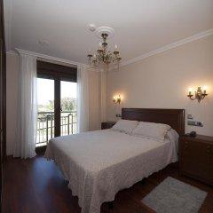 Отель Pensión Residencia A Cruzán - Adults Only 3* Стандартный номер с различными типами кроватей фото 2