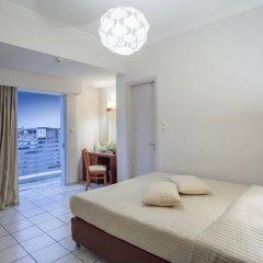 Epidavros Hotel 2* Стандартный номер с разными типами кроватей фото 6