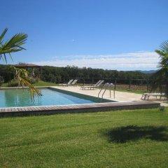 Отель B&B El Ranxo бассейн