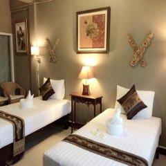 Naturbliss Bangkok Transit Hotel 3* Номер Делюкс фото 5