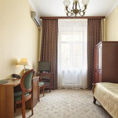Багратион отель 3* Стандартный номер разные типы кроватей