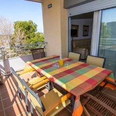 Отель Agi Torre Quimeta Apartments Испания, Курорт Росес - отзывы, цены и фото номеров - забронировать отель Agi Torre Quimeta Apartments онлайн балкон