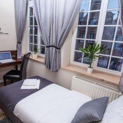 Отель Black Swan House Польша, Гданьск - отзывы, цены и фото номеров - забронировать отель Black Swan House онлайн комната для гостей фото 3