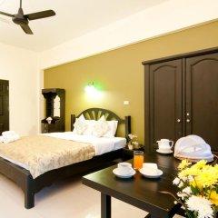 Отель Ploen Pattaya Residence 3* Стандартный номер с различными типами кроватей