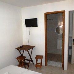Отель Pousada Toca do Coelho 2* Стандартный номер с различными типами кроватей фото 2