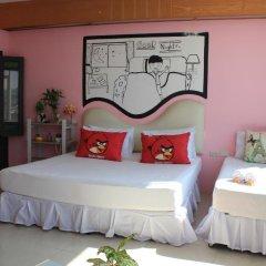Mook Anda Hotel 2* Стандартный номер с различными типами кроватей фото 37