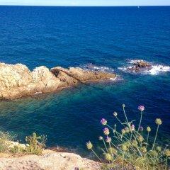 Отель Camping Solmar Испания, Бланес - отзывы, цены и фото номеров - забронировать отель Camping Solmar онлайн пляж фото 2