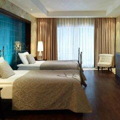 Отель Rixos Premium Bodrum - All Inclusive 5* Улучшенная вилла разные типы кроватей фото 4