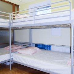 Хостел Moscow Friends Кровать в общем номере с двухъярусной кроватью фото 7