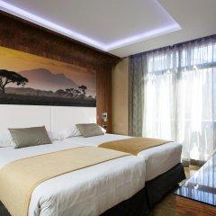 Отель VP Jardín de Recoletos 4* Стандартный номер с двуспальной кроватью фото 2