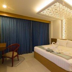 Ansino Bukit Hotel 3* Номер Делюкс двуспальная кровать фото 8