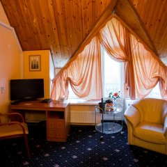 Гостиница Ля Ротонда 3* Стандартный номер с различными типами кроватей фото 3