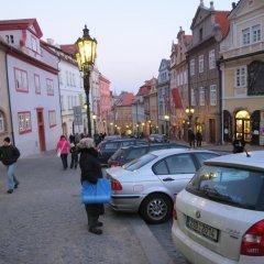 Отель Design Home In Prague Прага парковка