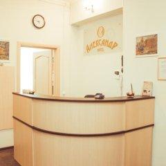 Гостиница Александр 3* Стандартный номер с двуспальной кроватью фото 4