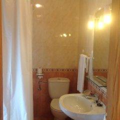 Отель Hostal Plaza Каррисо ванная фото 2