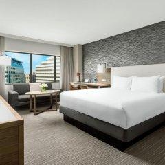 Отель Hyatt Regency Bethesda near Washington D.C. 4* Стандартный номер с различными типами кроватей фото 7