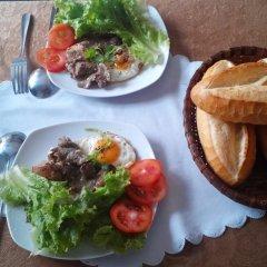 Отель Backpacker Inn Dalat Далат питание фото 2