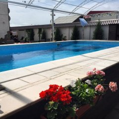 Отель Dikanka Бердянск бассейн фото 2