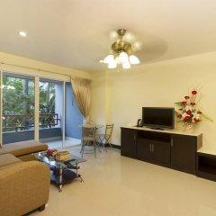 Santiphap Hotel & Villa 3* Люкс с различными типами кроватей фото 6