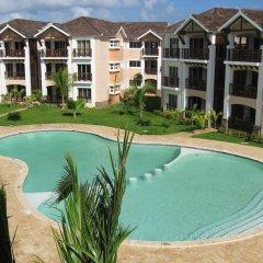 Отель Laguna Golf Доминикана, Пунта Кана - отзывы, цены и фото номеров - забронировать отель Laguna Golf онлайн бассейн