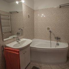 Отель Velvet Łucka Польша, Варшава - отзывы, цены и фото номеров - забронировать отель Velvet Łucka онлайн ванная фото 2