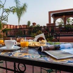 Отель Riad Bab Agnaou Марокко, Марракеш - отзывы, цены и фото номеров - забронировать отель Riad Bab Agnaou онлайн питание фото 2