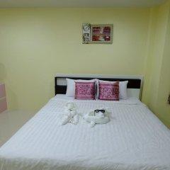 Donmueang Airport Residence Hostel Стандартный номер с различными типами кроватей фото 5