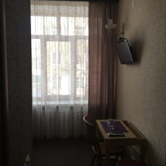 Гостиница Железнодорожная Номер Комфорт с различными типами кроватей фото 9