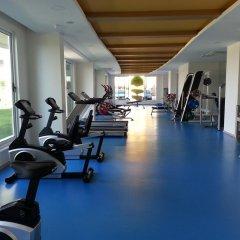 Отель Alanya Penthouse фитнесс-зал