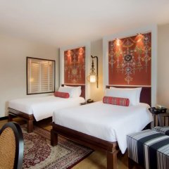 Отель Siam Bayshore Resort Pattaya 5* Номер Делюкс с двуспальной кроватью фото 17