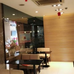 Shenzhen Haoyuejia Hotel Шэньчжэнь гостиничный бар