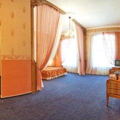 Гостиничный комплекс Постоялый двор Русь комната для гостей фото 2