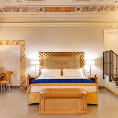Villa Tolomei Hotel & Resort 5* Стандартный номер с различными типами кроватей фото 5