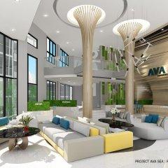 Отель AVA Sea Resort интерьер отеля фото 2