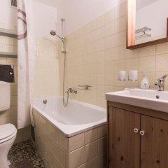 Отель Studio-Nähe Mariahilfer Straße Австрия, Вена - отзывы, цены и фото номеров - забронировать отель Studio-Nähe Mariahilfer Straße онлайн ванная