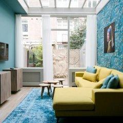 Cityden Museum Square Hotel Apartments 3* Улучшенные апартаменты с различными типами кроватей фото 6