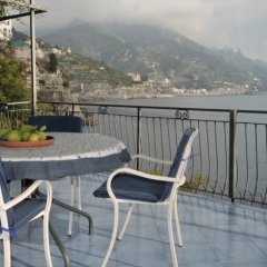 Отель La Casetta di Marmorata Ravello Accommodation Равелло балкон