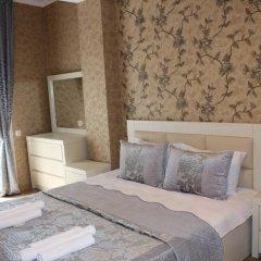 Отель Qeroli Appartment in the center in Avlabari Апартаменты с различными типами кроватей фото 13