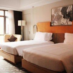 Отель Swissotel Grand Shanghai 5* Стандартный номер с различными типами кроватей фото 4