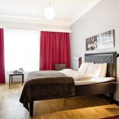 Отель First Norrtull 3* Улучшенный номер фото 3