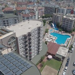 Отель Club Sidar балкон