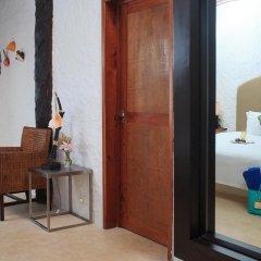 Отель Las Nubes de Holbox 3* Полулюкс с различными типами кроватей фото 16
