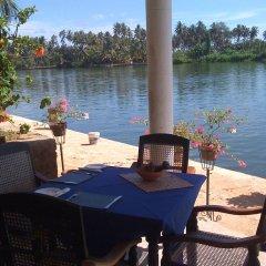 Отель Ganga Garden Бентота приотельная территория фото 2