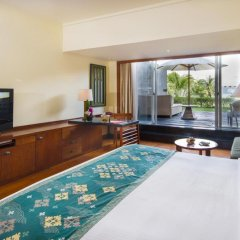Отель Mandarin Oriental Sanya 5* Номер Делюкс с видом на сад фото 3