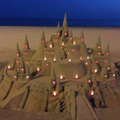 Hotel Roc Linda пляж